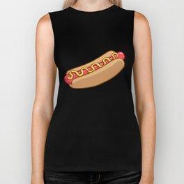 hotdog Biker Tank