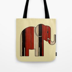 Down in Africa Tote Bag