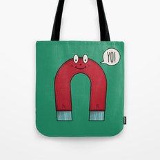 Yo Magnets Tote Bag