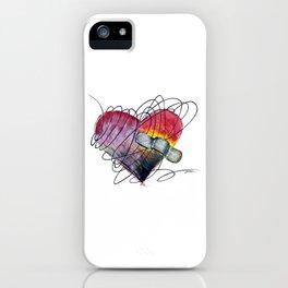 Art Ache iPhone Case