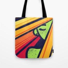 Radiating Light Tote Bag