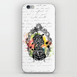 Anne Shirley - Tomorrow iPhone Skin