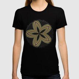 Fractal Star Aura in CMR 01 T-shirt