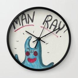 MANRAY! Wall Clock