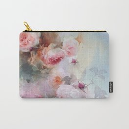 FLORAL PATTERN14 Carry-All Pouch
