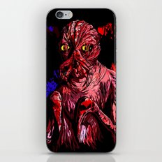 CRABFACE iPhone Skin