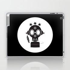 Post World Zuno : Gas Mask 02 Laptop & iPad Skin