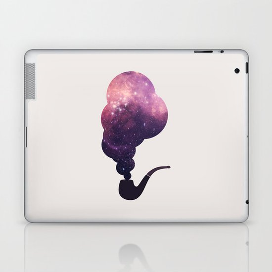 Birth of Stars Laptop & iPad Skin