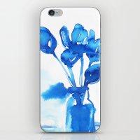 tulips iPhone & iPod Skins featuring Tulips by Zsofi Porkolab