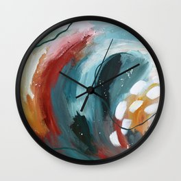 Our Place By The Water Wall Clock