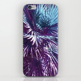 Lost in the wild - Tropical Palm leaves #tropicalart #buyart #Society6 iPhone Skin