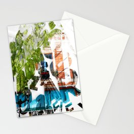 LETRAS - BONS ARES 1 Stationery Cards