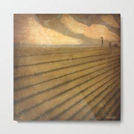 Farmland Dream Metal Print