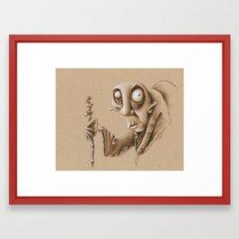 Alfred Framed Art Print