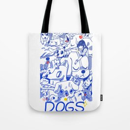 Dogs✧ Tote Bag