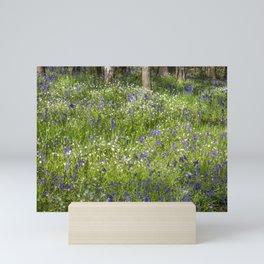 Woodland Flora Mini Art Print