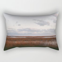 Tybee Marsh Rectangular Pillow