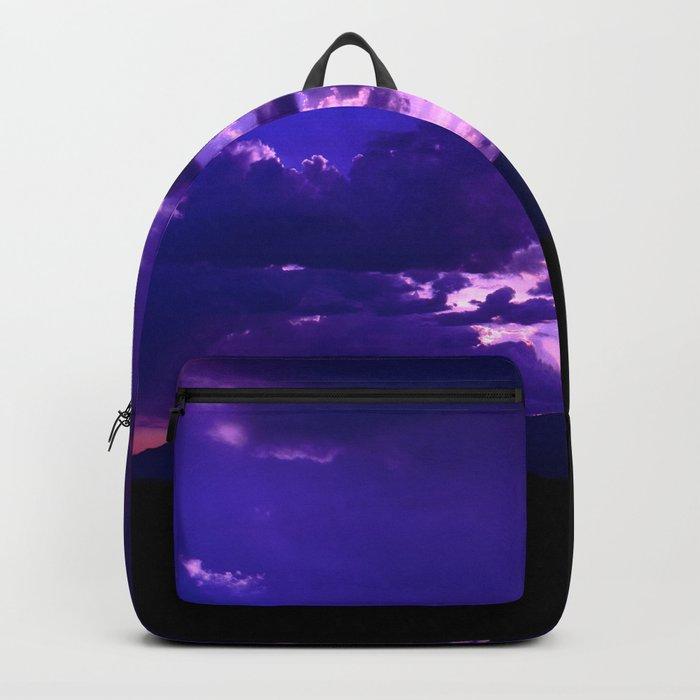 SW Mountain Sunrise - IV Backpack