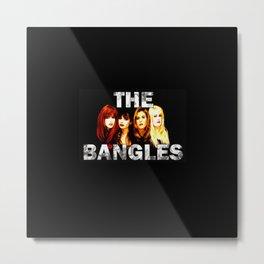 the bangles Metal Print