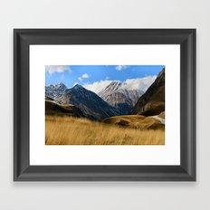 Mountain of Chocolate Framed Art Print