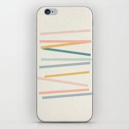 Sticks iPhone Skin