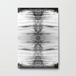 Dimensionality Metal Print