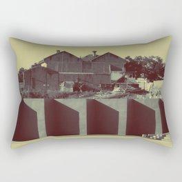 Museo de la memoria Rectangular Pillow