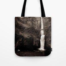 multnomah falls. Tote Bag