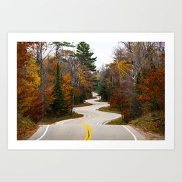Door County #2 Art Print