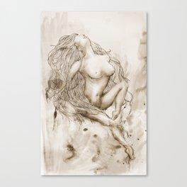 Venus Incarnate  Canvas Print