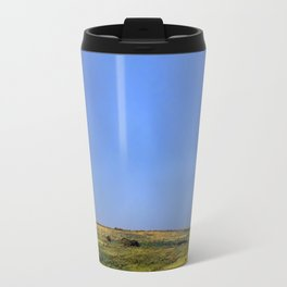 Doudble Rainbow Travel Mug