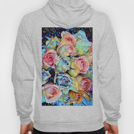For Love of Roses Hoody