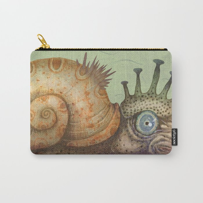 Peculiar Marine Species Carry-All Pouch