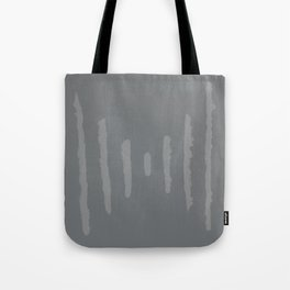 A #11 - Minimalistic (muted) Tote Bag
