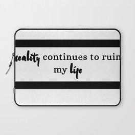 Reality Laptop Sleeve