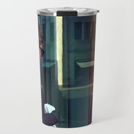 Audrey Hepburn #2 @ Breakfast at Tiffany's Travel Mug