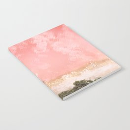 iOS 11 Rose Gold iPad background Notebook