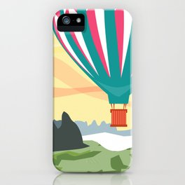 Globo iPhone Case