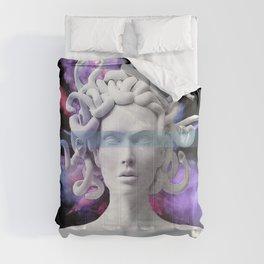Medusa color blast  Comforters