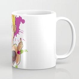 F*ck! Crank Girls Coffee Mug