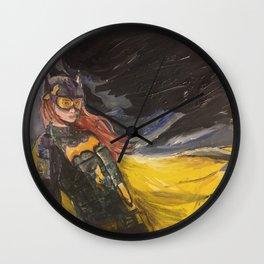 GCPD BATGIRL Wall Clock