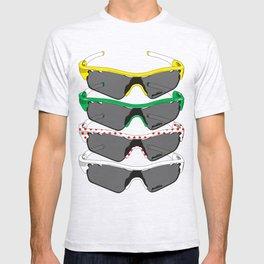 Tour de France Glasses T-shirt