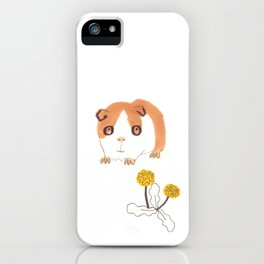 Guinea Pigs iPhone Case
