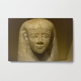 Canopic Jar Metal Print