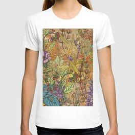 Floral Garden T-shirt