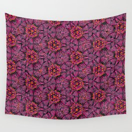 Plum Wall Tapestry
