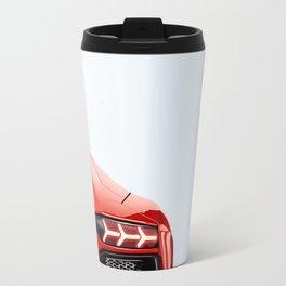 Aventador lights Travel Mug