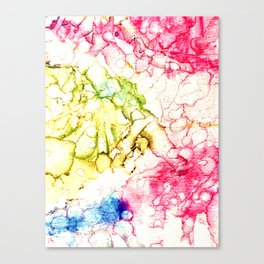 Glass Light Canvas Print
