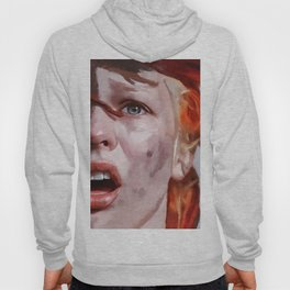 Leeloo Played By Milla Jovovich - The Fifth Element Hoody