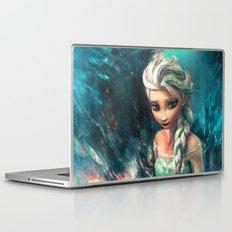 The Storm Inside Laptop & iPad Skin